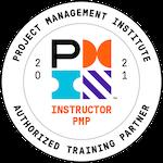 pmi authorized training partner instructor badge