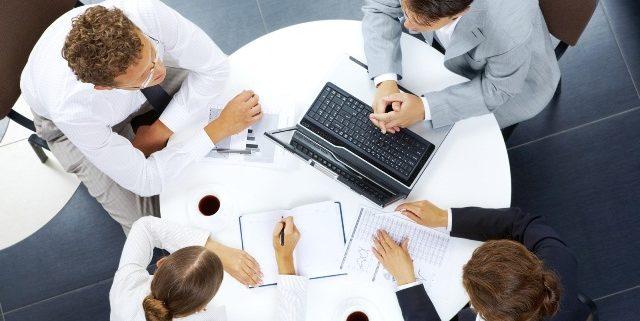 совещание проекта
